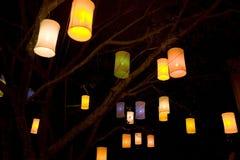 πυρκαγιά μπαλονιών Στοκ φωτογραφία με δικαίωμα ελεύθερης χρήσης