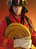 πυρκαγιά πάλης Στοκ φωτογραφία με δικαίωμα ελεύθερης χρήσης