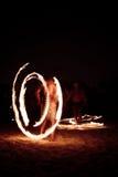 Πυρκαγιά πανσελήνων στοκ φωτογραφίες με δικαίωμα ελεύθερης χρήσης
