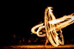 Πυρκαγιά πανσελήνων στοκ εικόνες