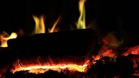 πυρκαγιά πράσινη απόθεμα βίντεο