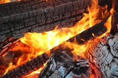 Πυρκαγιά πτώσης Στοκ εικόνα με δικαίωμα ελεύθερης χρήσης