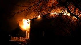 Πυρκαγιά Πυρκαγιά και καύση κόλασης φλόγας Στοκ εικόνες με δικαίωμα ελεύθερης χρήσης