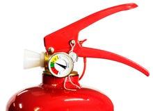 πυρκαγιά πυροσβεστήρων στοκ εικόνα