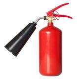 πυρκαγιά πυροσβεστήρων Στοκ Εικόνες