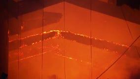 Πυρκαγιά στην αθλητική αίθουσα φιλμ μικρού μήκους