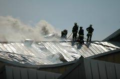 Πυρκαγιά στο Philharmonie Βερολίνο Στοκ Εικόνες