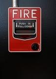 πυρκαγιά συναγερμών Στοκ φωτογραφίες με δικαίωμα ελεύθερης χρήσης