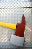 πυρκαγιά τσεκουριών Στοκ εικόνες με δικαίωμα ελεύθερης χρήσης