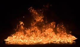 πυρκαγιά 04 Στοκ φωτογραφία με δικαίωμα ελεύθερης χρήσης