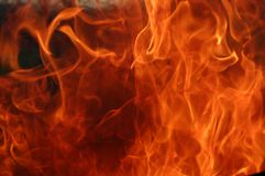 πυρκαγιά Στοκ φωτογραφία με δικαίωμα ελεύθερης χρήσης