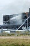 πυρκαγιά 3 βιομηχανική Στοκ φωτογραφία με δικαίωμα ελεύθερης χρήσης