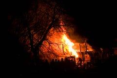 Πυρκαγιά Στοκ φωτογραφίες με δικαίωμα ελεύθερης χρήσης