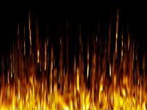 πυρκαγιά Διανυσματική απεικόνιση