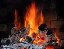 Πυρκαγιά Στοκ Εικόνα
