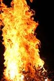 Πυρκαγιά 3 Στοκ Εικόνες
