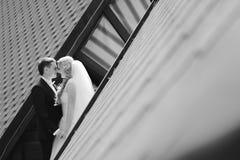 Πυροβολισμοί γαμήλιων ζευγών στοκ εικόνα με δικαίωμα ελεύθερης χρήσης