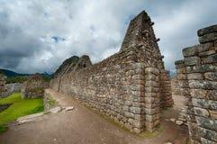 Πυροβολισμοί λεπτομέρειας Picchu Machu Στοκ Εικόνες