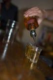 Πυροβολισμοί Tequila Στοκ φωτογραφίες με δικαίωμα ελεύθερης χρήσης