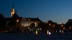 Πυροβολισμός νύχτας HDR Στοκ Εικόνες