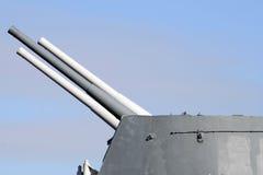 πυροβόλα όπλα ναυτικά Στοκ Φωτογραφία