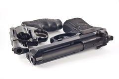 πυροβόλα όπλα Στοκ εικόνα με δικαίωμα ελεύθερης χρήσης