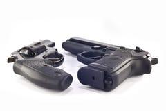 πυροβόλα όπλα Στοκ φωτογραφία με δικαίωμα ελεύθερης χρήσης