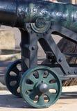 πυροβόλο Γιβραλτάρ ιστορικό στοκ εικόνες με δικαίωμα ελεύθερης χρήσης