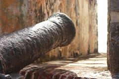 πυροβόλο παλαιό στοκ φωτογραφία