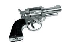 πυροβόλο όπλο ΚΑΠ Στοκ Εικόνες