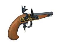 πυροβόλο όπλο παλαιό Ελεύθερη απεικόνιση δικαιώματος