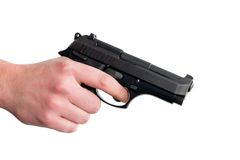 πυροβόλο όπλο Στοκ Εικόνες