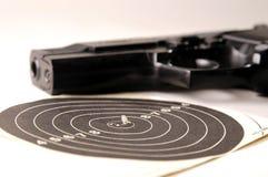 πυροβόλο όπλο στοκ εικόνες με δικαίωμα ελεύθερης χρήσης