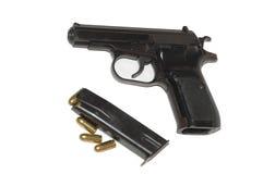 πυροβόλο όπλο 9mm στοκ φωτογραφία με δικαίωμα ελεύθερης χρήσης