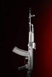 πυροβόλο όπλο kalashnikoff Στοκ Φωτογραφία