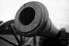 πυροβόλο closeop Στοκ Φωτογραφίες