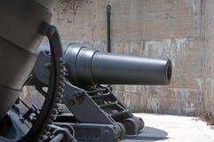 Πυροβόλα ενός παλαιού οχυρού Στοκ Εικόνες