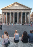 Το Pantheon στοκ φωτογραφία με δικαίωμα ελεύθερης χρήσης
