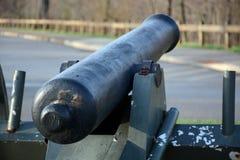 Πυροβόλο εμφύλιου πολέμου Στοκ Εικόνες