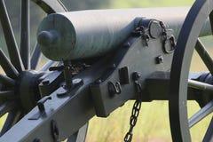 Πυροβόλο εμφύλιου πολέμου Στοκ εικόνες με δικαίωμα ελεύθερης χρήσης
