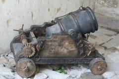 πυροβόλο παλαιό στοκ φωτογραφίες