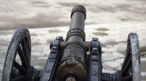 πυροβόλο παλαιό Στοκ φωτογραφίες με δικαίωμα ελεύθερης χρήσης