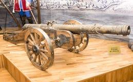 πυροβόλο χαλκού Στοκ φωτογραφία με δικαίωμα ελεύθερης χρήσης