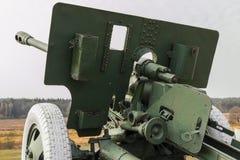 πυροβόλο όπλο αναδρομικ στοκ φωτογραφία με δικαίωμα ελεύθερης χρήσης