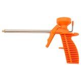 Πυροβόλο όπλο αφρού που απομονώνεται Στοκ εικόνα με δικαίωμα ελεύθερης χρήσης