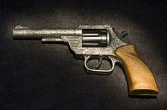 Πυροβόλο όπλο κάουμποϋ Στοκ εικόνα με δικαίωμα ελεύθερης χρήσης