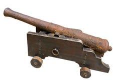 πυροβόλο όπλο παλαιό Στοκ Εικόνες
