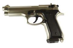 Πυροβόλο όπλο χεριών Στοκ εικόνες με δικαίωμα ελεύθερης χρήσης