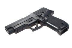 Πυροβόλο όπλο χεριών SIG sauer Στοκ Φωτογραφία