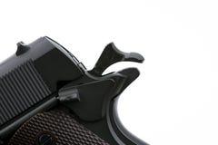 Πυροβόλο όπλο ώθησης Στοκ Εικόνες